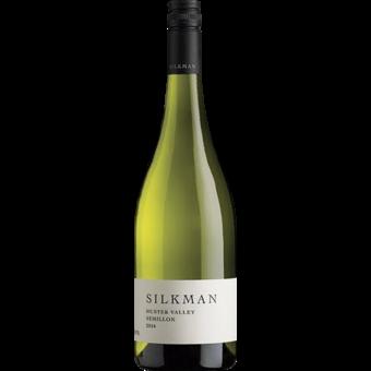 Bottle shot for 2017 Silkman Semillon Hunter Valley