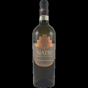 Bottle shot for 2019 Nativ Greco Di Tufo
