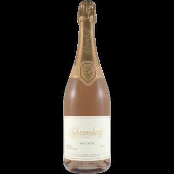 Bottle shot for 2017 Schramsberg Brut Rose