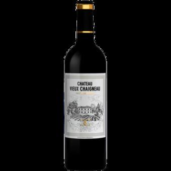 Bottle shot for 2015 Chateau Vieux Chaigneau (Lalande De Pomerol)