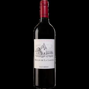 Bottle shot for 2015 Moulin De La Lagune Haut Medoc Rouge