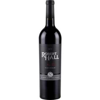"Bottle shot for 2017 Robert Hall ""Paso Red"" Paso Robles"