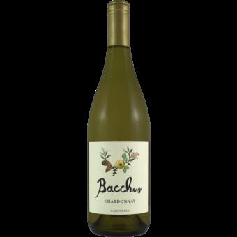 Bottle shot for 2019 Bacchus Chardonnay
