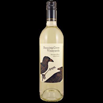 Bottle shot for 2019 Dancing Crow Sauvignon Blanc