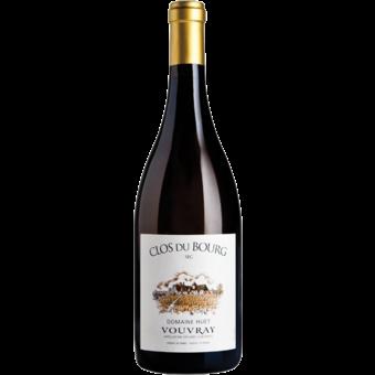 Bottle shot for 2019 Huet Vouvray Clos Du Bourg Sec