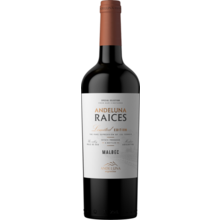2019 Andeluna Cellars 'raices' Malbec