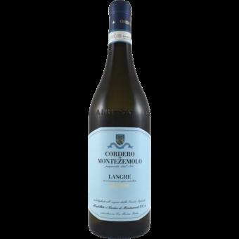 Bottle shot for 2019 Cordero Di Montezemolo Arneis