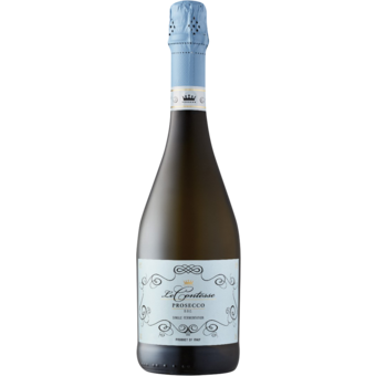 Bottle shot for  Contesse Prosecco Brut