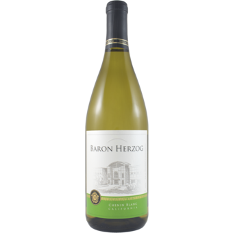 Bottle shot for 2019 Baron Herzog Chenin Blanc
