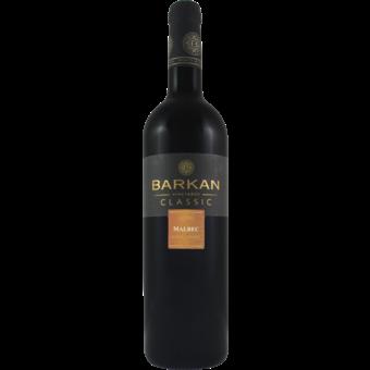Bottle shot for 2019 Barkan Classic Malbec
