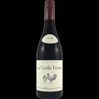 Bottle shot for 2019 La Vieille Ferme Cotes Du Ventoux Rouge