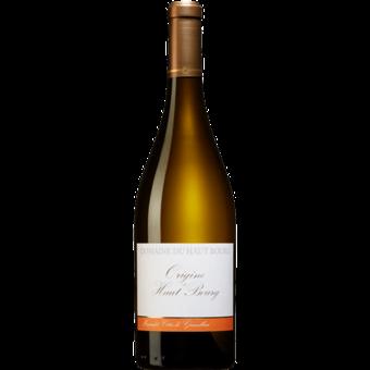 Bottle shot for 2009 Haut Bourg Muscadet Origine