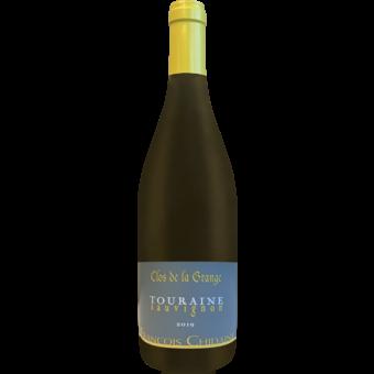 Bottle shot for 2019 Domaine Francois Chidaine Clos De La Grange Touraine Sauvignon Blanc