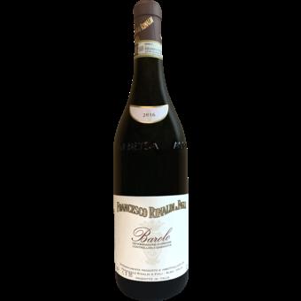 Bottle shot for 2016 Francesco Rinaldi Barolo