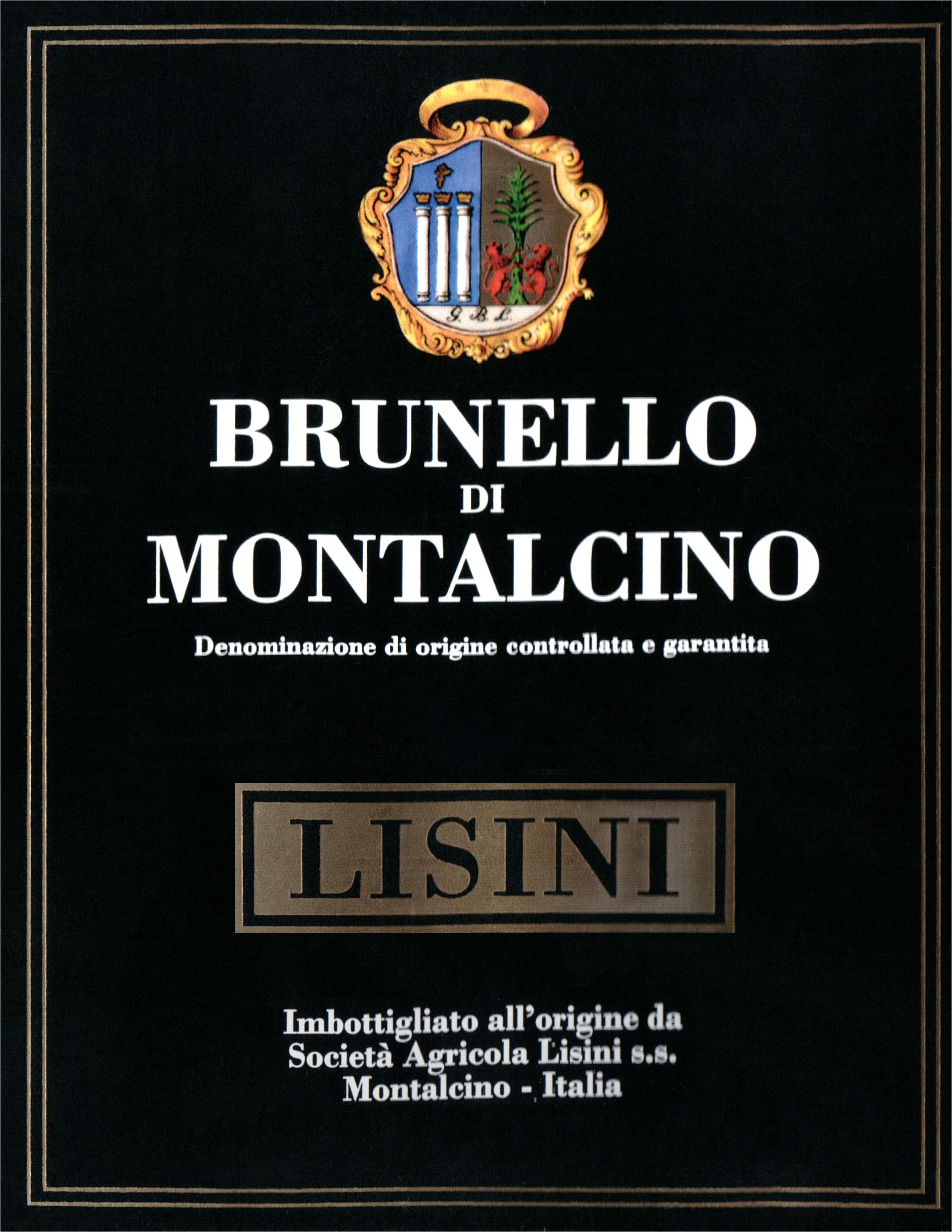 Lisini Brunello Di Montalcino 2015