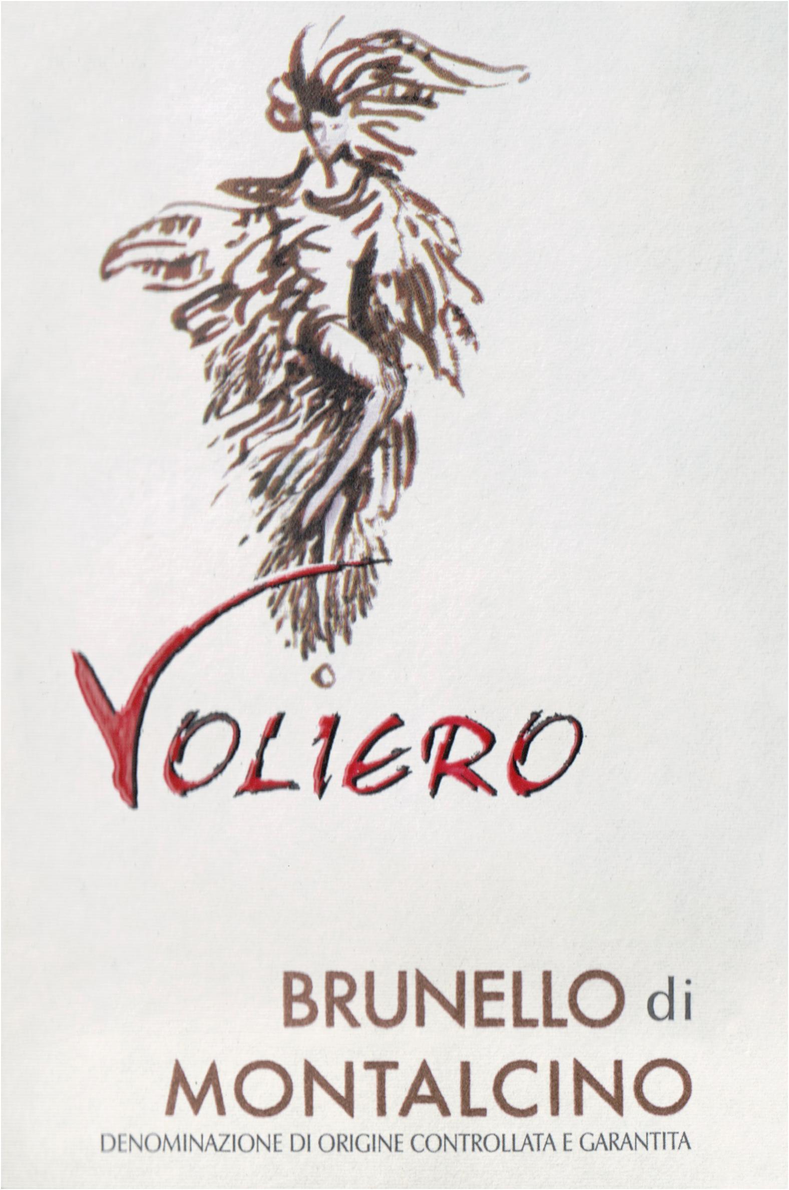 Voliero Brunello Di Montalcino 2015