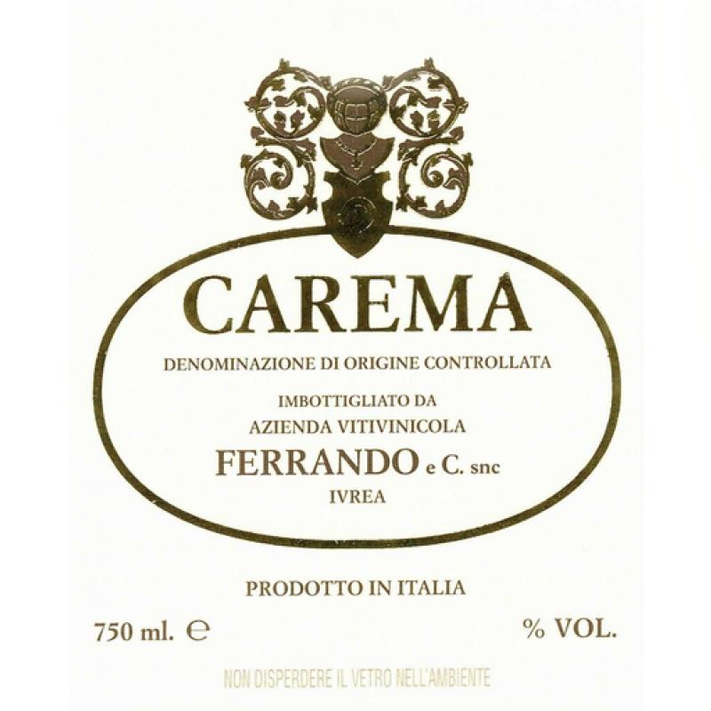 Ferrando Carema Etichetta Nera 2016