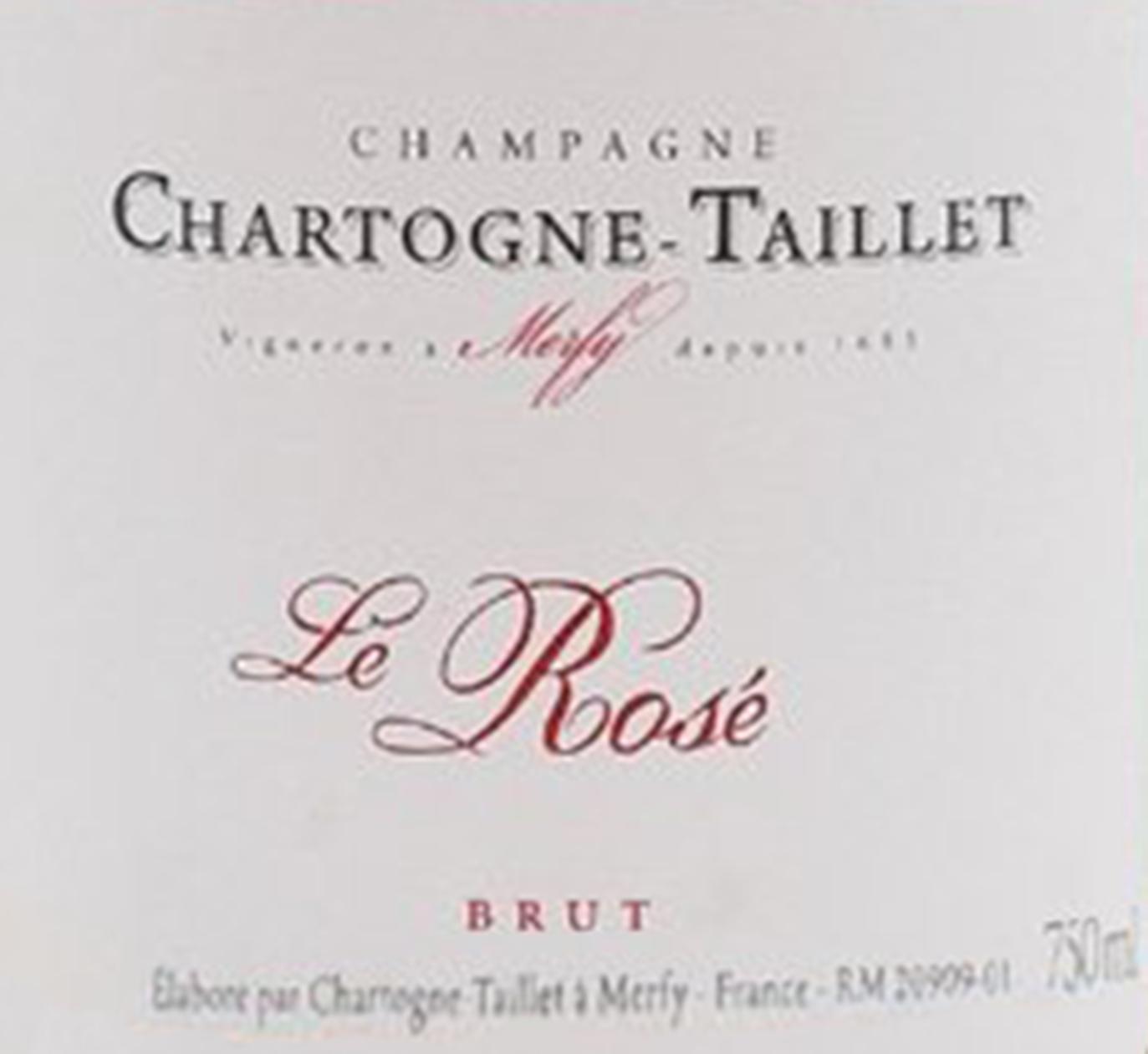 Chartogne Taillet Le Rose Brut