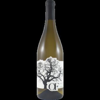 Bottle shot for 2019 Oak Farm Vineyards Chardonnay Lodi