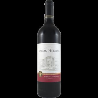 Bottle shot for  Baron Herzog Cabernet Sauvignon