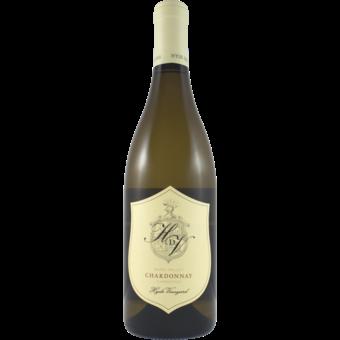 Bottle shot for 2017 Hyde De Villaine Hdv Chardonnay Hyde Vineyard Carneros
