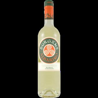 Bottle shot for 2019 Burgans Albarino