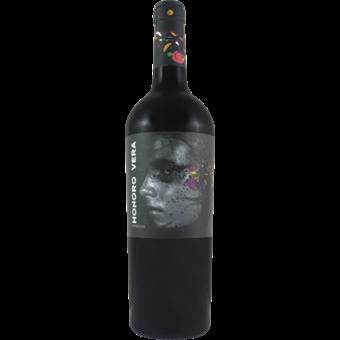 Bottle shot for 2019 Honoro Vera Garnacha