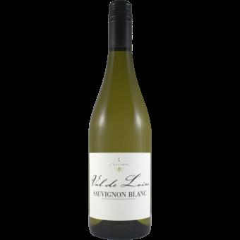 Bottle shot for 2019 L'escarpe Loire Valley Sauvignon Blanc