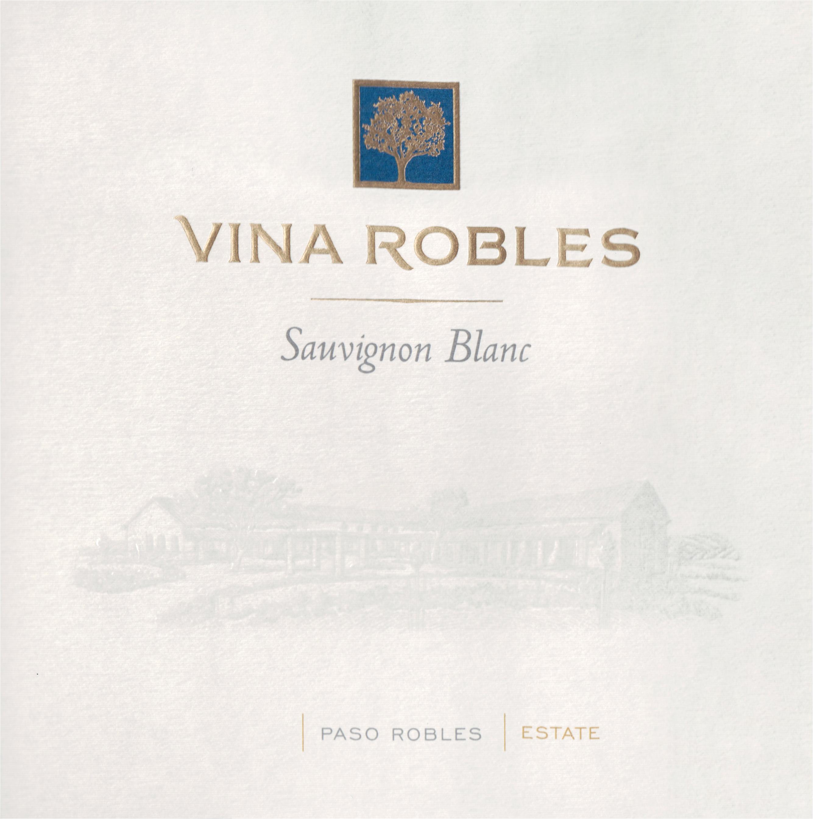 Vina Robles Sauvignon Blanc 2019