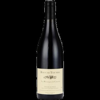 Bottle shot for 2015 Roucas Toumba Vacqueyras Les Restanques De Cabassole