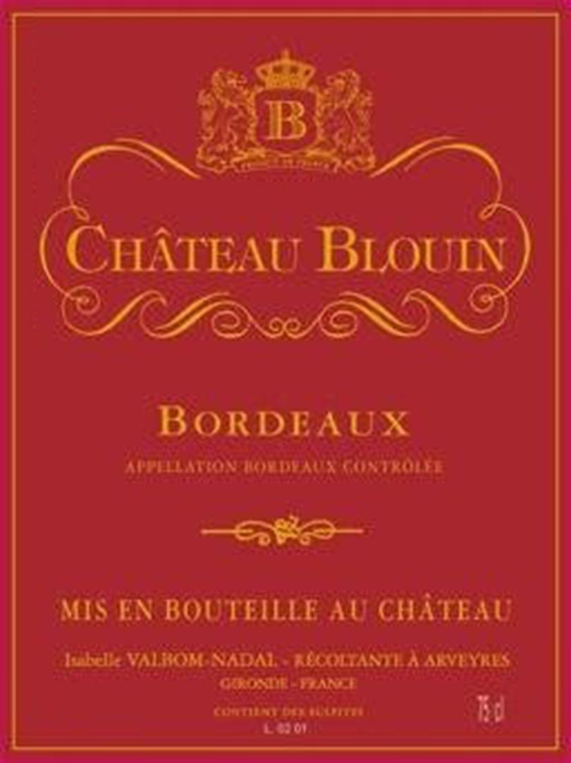 Chateau Blouin 2018
