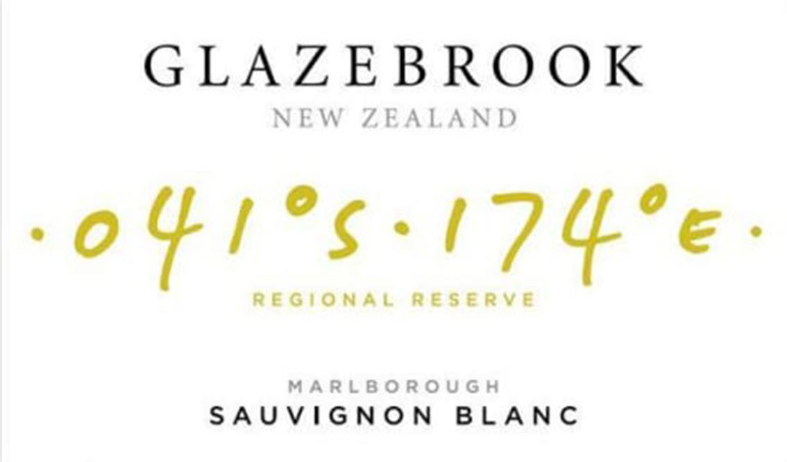 Glazebrook Sauvignon Blanc 2019