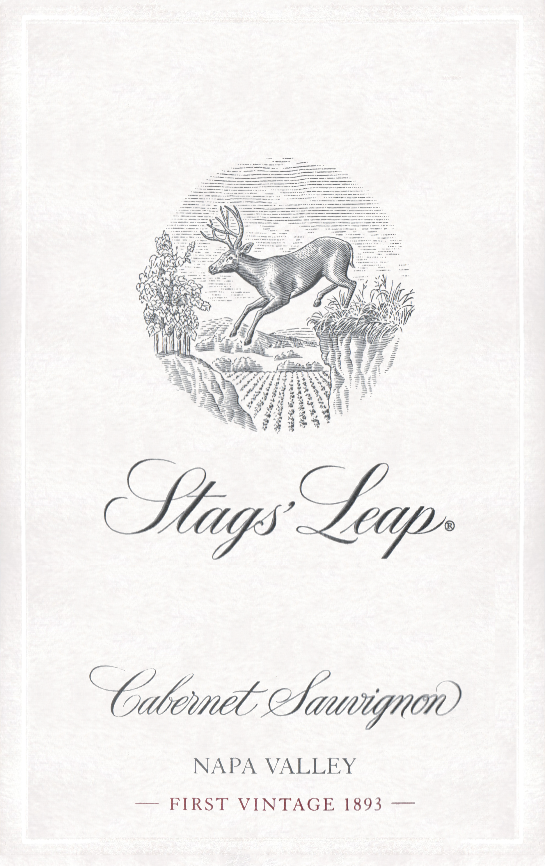 Stags Leap Winery Cabernet Sauvignon 2017