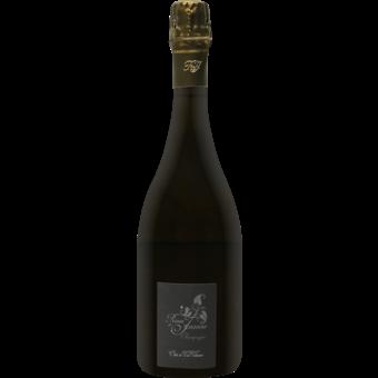 Bottle shot for  Cedric Bouchard Roses De Jeanne Val Vilaine Blanc De Noirs [2018] Nv