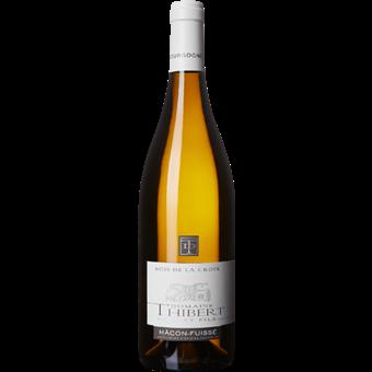 Bottle shot for 2017 Thibert Macon Fuisse Bois De La Croix