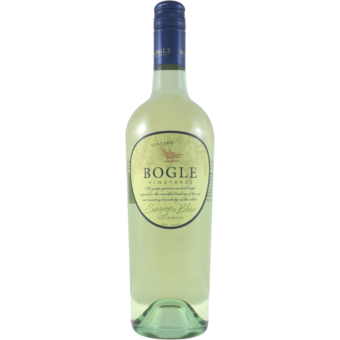 Bottle shot for 2019 Bogle Sauvignon Blanc