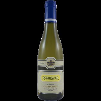 Bottle shot for 2019 Rombauer Carneros Chardonnay Half Bottle