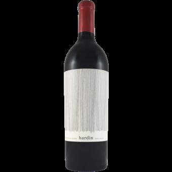 Bottle shot for 2018 Hardin Cabernet Sauvignon Napa Valley