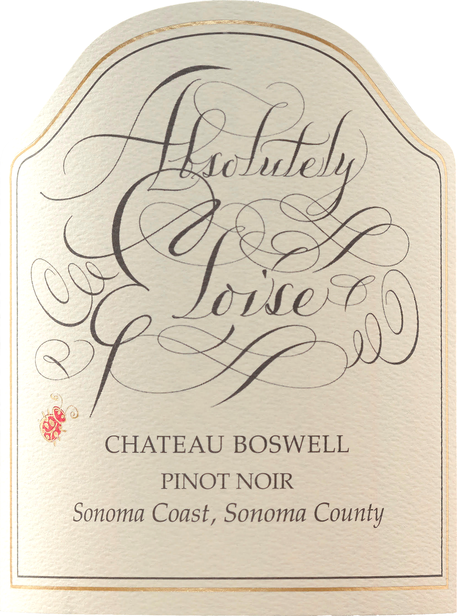 Chateau Boswell Sun Chase Pinot Noir 2017