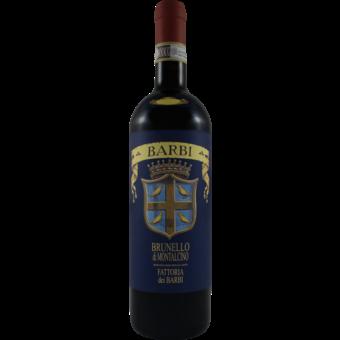 Bottle shot for 2015 Fattoria Dei Barbi Brunello Di Montalcino