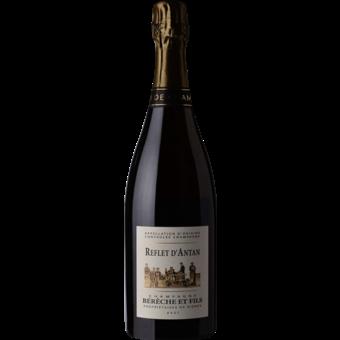 Bottle shot for 2015 Bereche Reflet D'antan