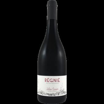 Bottle shot for 2019 Julien Sunier Regnie