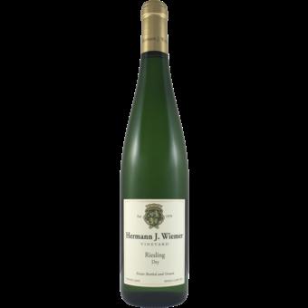Bottle shot for 2019 Hermann Wiemer Dry Riesling