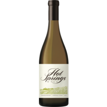 2016 Hot Springs Hill Central Coast Chardonnay