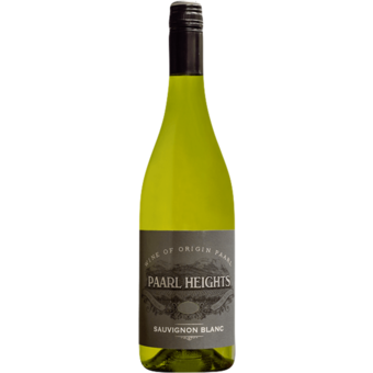Bottle shot for 2019 Paarl Heights Sauvignon Blanc
