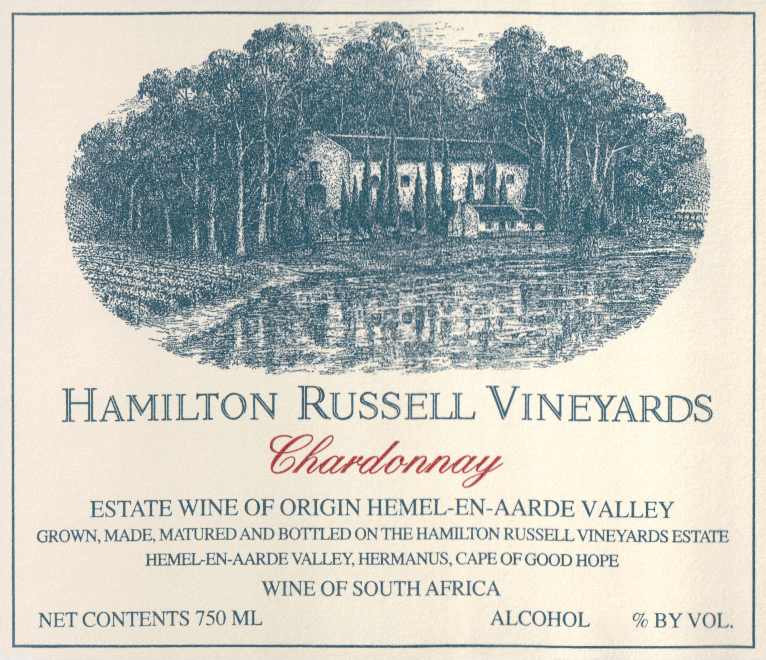 Hamilton Russell Vineyards Chardonnay 2019