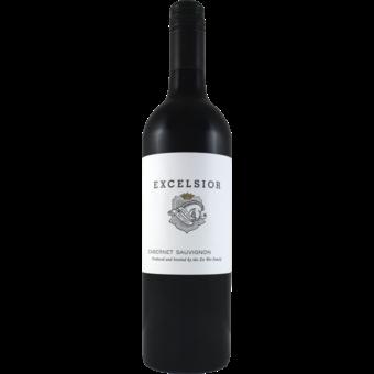 Bottle shot for 2019 Excelsior Cabernet Sauvignon