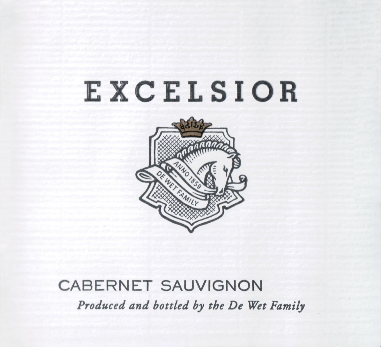 Excelsior Cabernet Sauvignon 2019