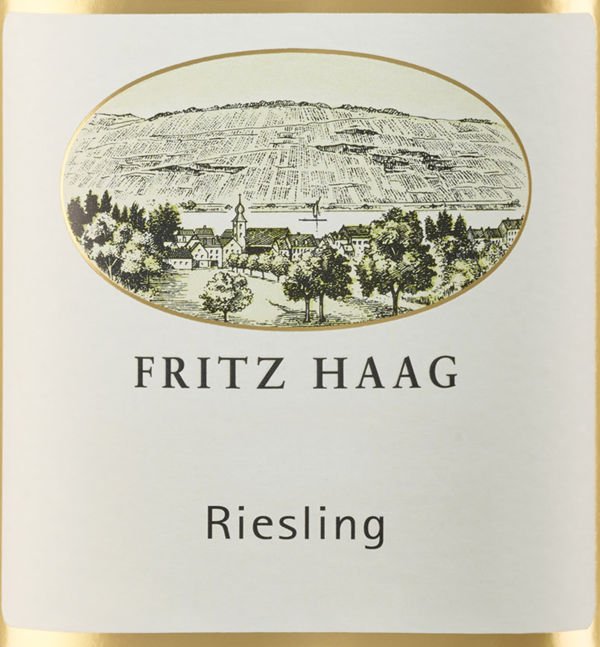 Fritz Haag Riesling 2019