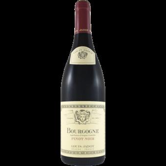Bottle shot for 2018 Louis Jadot Bourgogne Pinot Noir